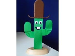 Cactus Jack - Groovy Saguaro Dude