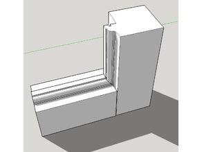 Window Stile And Rail