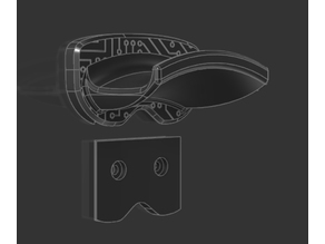 Windows Mixed Reality Headset mount