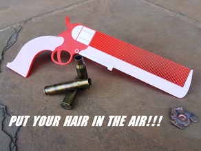 Western Gun Comb