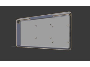 "piPad 7"" tablet (w/o Battery brackets)"