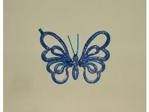 Butterfly Pendant Flex