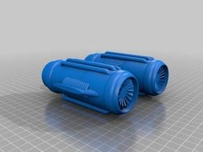 Pod racer Turbines for Legion