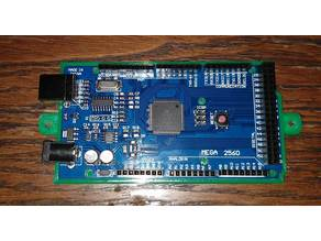 Grundplatte für Mega 2560