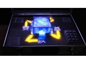 Tesseract Briefcase / Maleta Tesseract