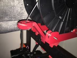 Ball Joint Prusa MK3 Filament Guide