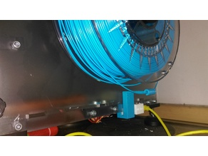 Filament holder for Velleman Vertex K8400