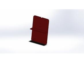 Gabarit de traçage pour charnière de meuble 35mm