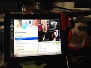 New iPad Sound deflector (iPad3)