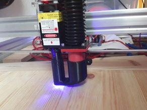 Laser Engraver Suction Head