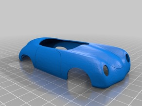Porsche 356 Kit 1/32