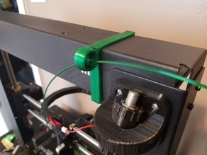 Maker Select Filament Guide - Raised