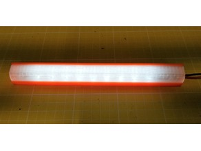 12 volt LED Bar for 3D printer
