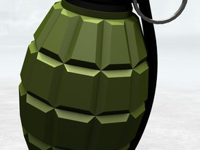 Grenade Container