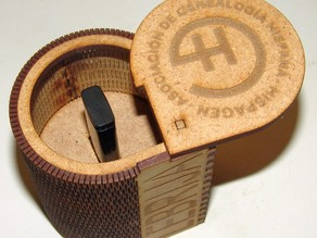 PENDRIVE BOX FABLAB