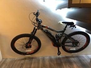 (e) - Bike Wallmount - high strength (can be used for e-bikes)
