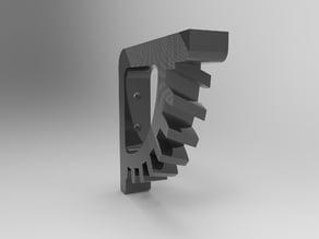 Helicoidal Gear Shelf