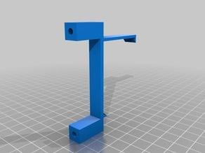Anycubic I3 Mega case clip