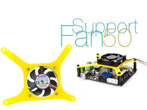 Fan 50mm Support