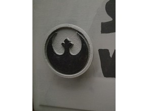 Rebel Alliance Drawer Knob
