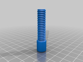 Assembly Screw 10 x 50 mm
