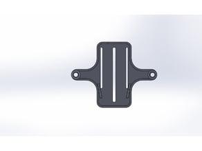 Iris+ Gimbal mount for Feiyu 3D Mini Gimbal