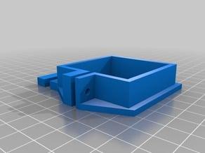 Hypercube Saintflint Extruder Mount V2