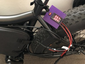 eBike/Universal Voltmeter and Ammeter