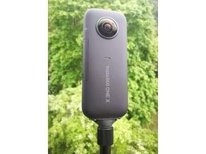Insta 360 X mount (1/4-20, repair camera mount)