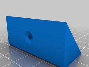 Wall mount bracket based on SystemTac