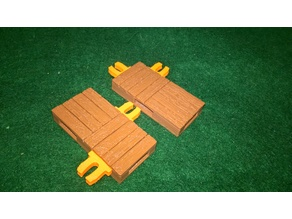 OpenLock Adapters-Wood Set