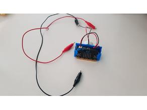 Microbit support with buzzer