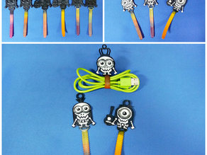 Minions Cable Holder