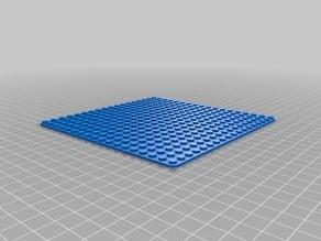 My Customized Lego compatible groundplates