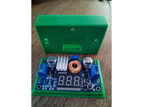 box for LM2596 DC-DC Step Down