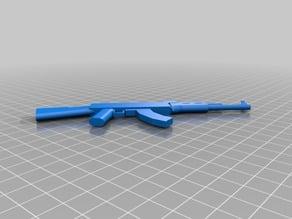 AK47 Key tag