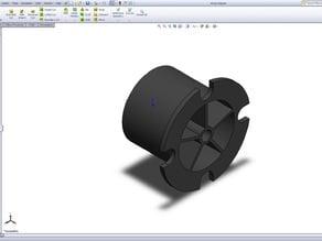 Power Wheels F150 Wheel Adapter