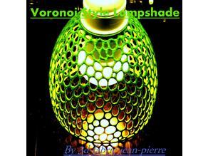 VORONOI STYLE LAMPSHADE