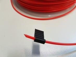 FilaHook: filament helper clip