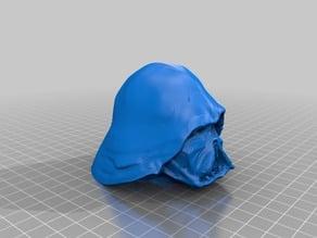 Darth Vader Melted Mask (in mm)