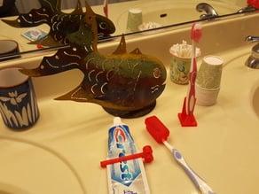 Toothbrush Gift Set