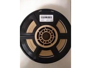 Sunlu Spool to Monoprice Maker Select Bigger Spool Holder v2 Reducer