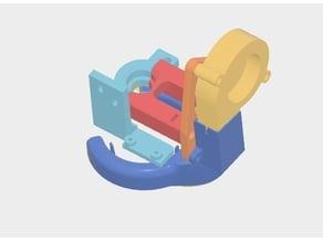 Sparkcube (und andere) Druckkopf mit Beleuchtung für E3D V6