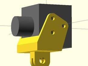 Boscam ExplorerHD 19 Plus camera mount