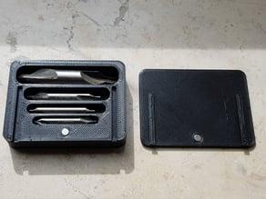 Center drill box