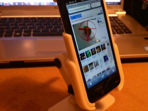 Iphone 5 Case and Cradle Arm