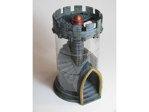 Yet Another Dice Tower