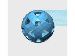 Geodesic 5V Sphere Pattern005