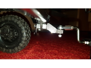 TRX-4 Bronco Quik Release Trailer Dropdown