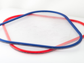 Polycarbonate Tiko Build Plate